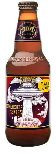 Bottle of Founders Mothership Series